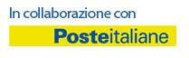 in collaborazione con poste italiane